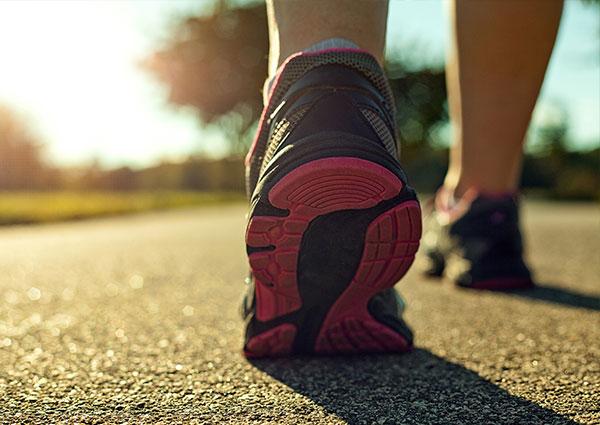 Lauf- und Freizeitschuhe