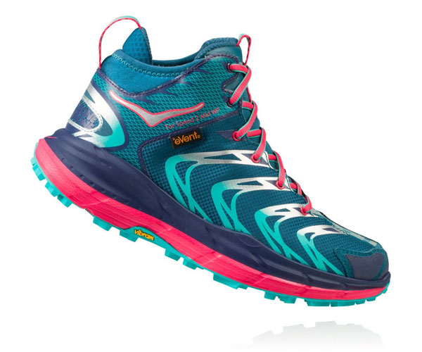 Hoka Tor Speed 2 Mid WP Lady